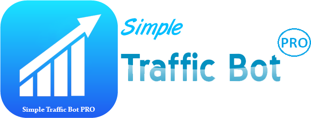 Simple Traffic Generator Bot - UNLIMITED FREE Traffic to your website Logo